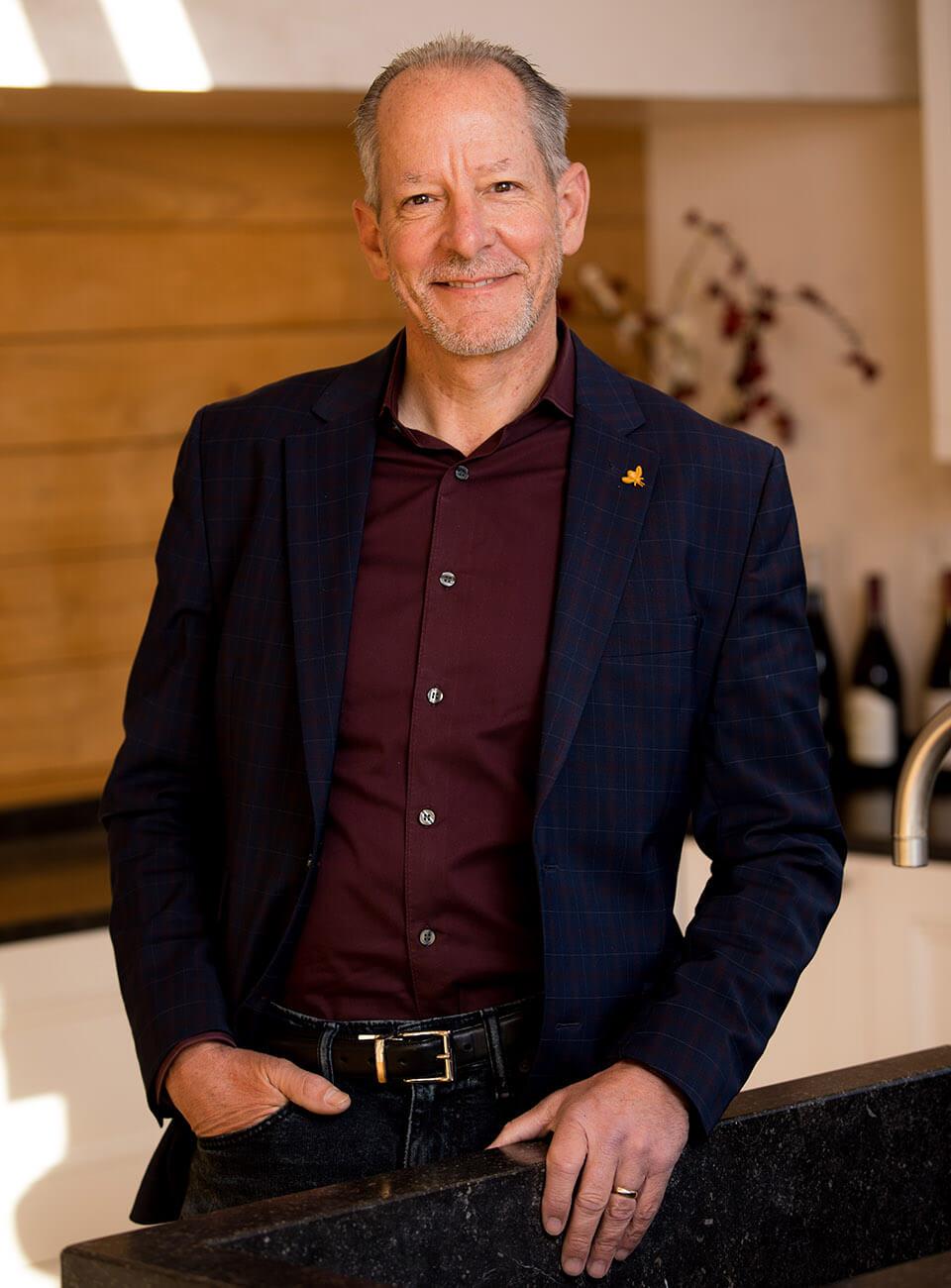 Mark Nettesheim at Classic Kitchens & Designs in Monterey, CA